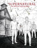 img - for Supernatural: The Official Coloring Book book / textbook / text book