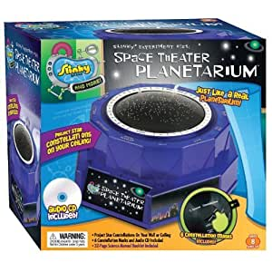 POOF-Slinky 06400 Slinky Science Space Theater Light-Up Ceiling Planetarium by Slinky Science TOY (English Manual)