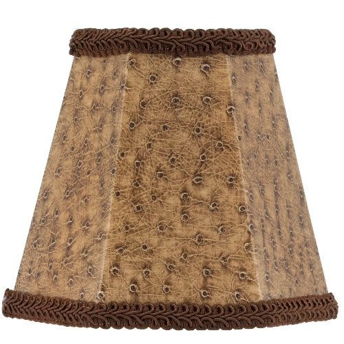 Good and also read review customer opinions just before buy Upgradelights Chandelier Shade Inch Exotic Ostrich Hide Type Lamp Shade
