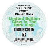 Planet Rock (Glow In The Dark Vinyl) [VINYL] Afrika Bambaataa & The Soul Sonic Force