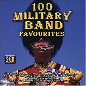 100 Military Band Favourites by Spectrum Audio