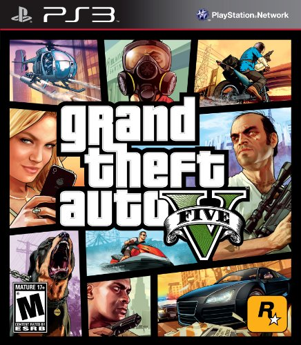 Grand Theft Auto: 5 on PS3/XBOX360/PC