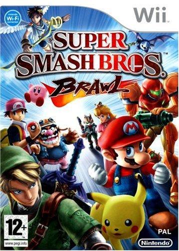 Super Smash Bros Brawl (Super Mario Smash Bros Wii compare prices)