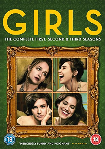 Girls Complete Season 1 - 3 / ガールズ コンプリート シーズン 1 - 3 [DVD](inport)