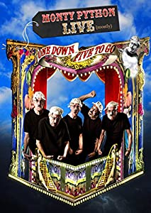 Monty Python Live (Mostly) : One Down, Five To Go (2014)