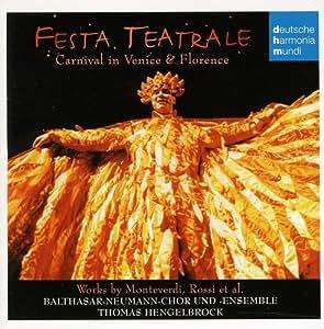 THOMAS HENGELBROCK - Festa Teatrale - Amazon.com Music