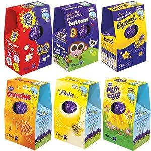 Cadbury Medium Easter Egg Collection