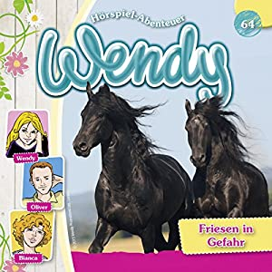Friesen in Gefahr (Wendy 64) Hörspiel
