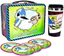Regular Show Bif Bang Pow! Exclusive Tin Tote Gift Set