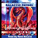 Galactic Patrol: Lensman Series Audiobook by E. E. 'Doc' Smith Narrated by Reed McColm
