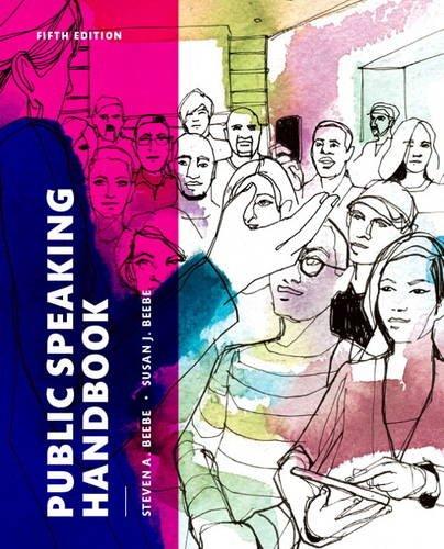 Public Speaking Handbook Plus NEW MyCommunicationLab for Public       Speaking -- Access Card Package