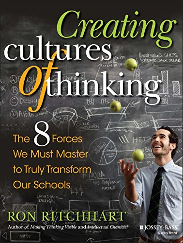 Creating Cultures of Thinking: The 8 Forces We Must Master to Truly Transform Our Schools седло для велосипеда stg vd1004d 06 х54047