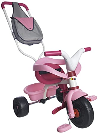 Smoby - 444236 - Tricycle - Be Fun Confort Fille