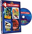 Movies 4 You - Sci Fi Classics (The Man from Planet X / Beyond the Time Barrier / The Time Travelers / The Angry Red Planet)