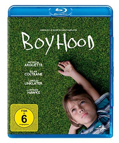 Boyhood (inkl. Digital Ultraviolet) [Blu-ray]