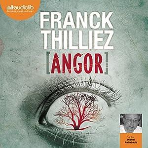 Angor (Franck Sharko & Lucie Hennebelle 4) | Livre audio