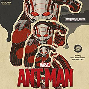 Phase Two: Marvel's Ant-Man Audiobook