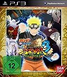 Naruto Shippuden - Ultimate Ninja Storm 3: Full Burst - D1 Edition - [PlayStation 3]