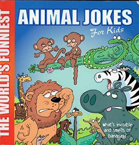 USED (GD) The World's Funniest: Animal Jokes - For Kids ...