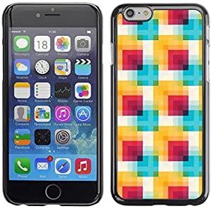 Amazon.com: Graphic4You COLOR CUADROS PATTERN HARD CASE COVER FOR