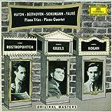 Mstislav Rostropovich Haydn: Piano Trios H.XV Nos.16 & 19 / Beethoven: Piano Trios WoO38 & Op.97 / Schumann: Piano Trio Op.63 / Fauré: Piano Quartet Op.15