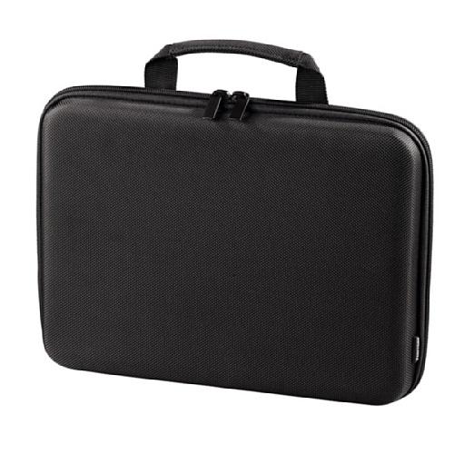 Hama-Hardcase-Laptoptasche-Organizerstruktur-und-Befestigungsband-Notebooktasche-bis-40-cm-156-Zoll-schwarz