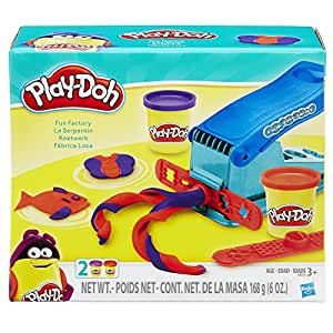 Play Doh Play Doh Basic Fun Factory Toy