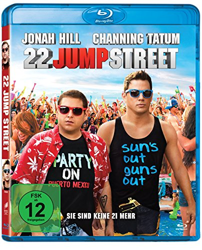 22 Jump Street (inkl. Digital HD Ultraviolet) [Blu-ray]