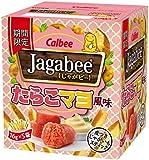 カルビー Jagabeeたらこマヨ風味 80g×12箱