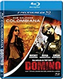 Pack: Colombiana + Domino (Blu-Ray)