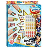 DC Superhero Girls Super Nail Art Kit