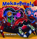 img - for Mekanimals Cyber Bugs book / textbook / text book
