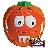 MARS Chocolate Halloween Candy Variety Mix 24.45-Ounce M&M'S Pumpkin Party Bowl (Tamaño: 24.45 ounces)