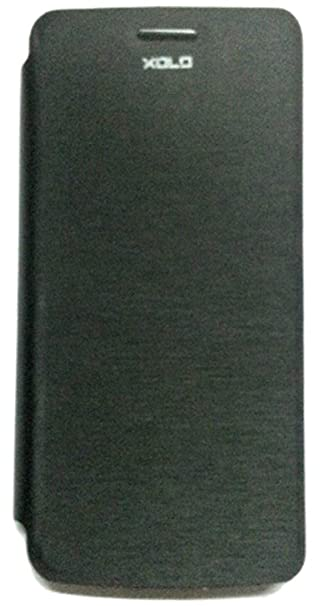 Xolo Q700 Black Flip Cover available at Amazon for Rs.249