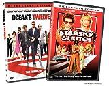 echange, troc Ocean's Twelve & Starsky & Hutch (2pc) (Ws Sbs) [Import USA Zone 1]