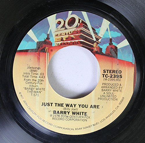 Barry White - Just the Way You Are - Zortam Music