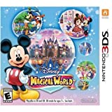 Nintendo Ctrpamqe Disney Magical World for Nintendo 3DS (Nintendo CTRPAMQE)