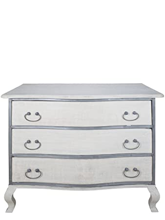 Karlsbach Chest of Drawers, Wood, Natural/Brown