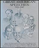 Great American Speeches: 1931-1947 [In Their Own Voices]