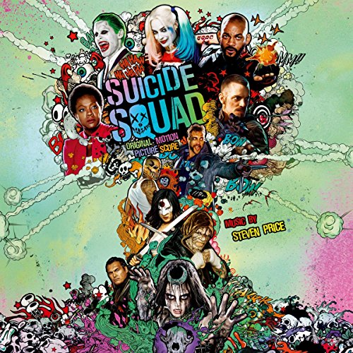 Ost: Suicide Squad [12 inch Analog]
