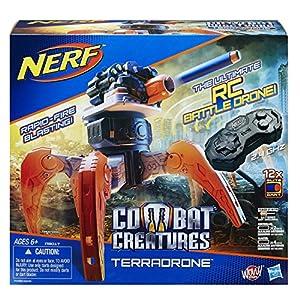 Nerf Combat Creatures TerraDrone from Nerf