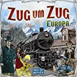 Asmodee - Days of Wonder 200098 - Zug um Zug Europa hergestellt von Days of Wonder
