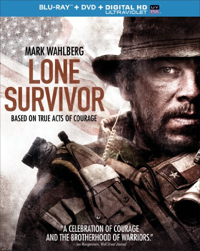 618Mor7rXgL Lone Survivor (Blu ray + DVD + Digital HD with UltraViolet)