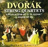 Dvorak String Quartets Op 51 & Op 106