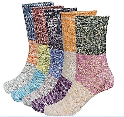 Buy Womens Multicolor Crew Socks Now!