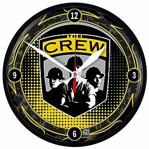 MLS Columbus Crew Round Clock by WinCraft