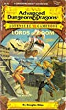 Lords of Doom: A DragonLance Adventure (Advanced Dungeons and Dragons Adventure Gamebook, No 10)