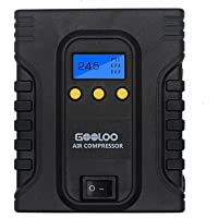 Gooloo 12-volt Digital Air Compressor Pump