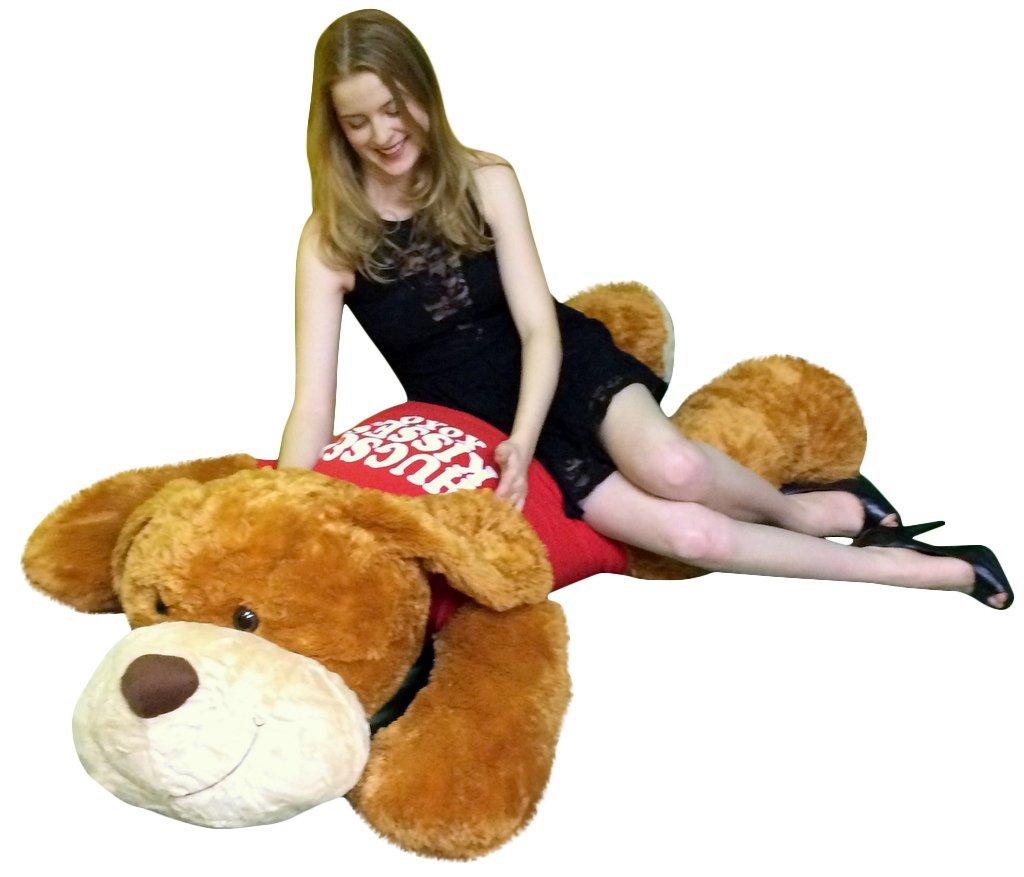 Huge Soft Plush Dog