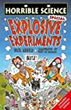 Explosive Experiments Book and Card Pack (Horrible Science) Nick Arnold